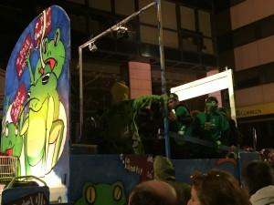Les nostres granotes al Carnaval de la Sirollada