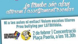 Manifest de la Plataforma LGTBI de Catalunya