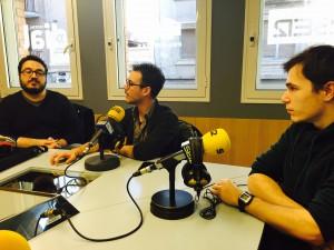Entrevista a Ràdio Lleida