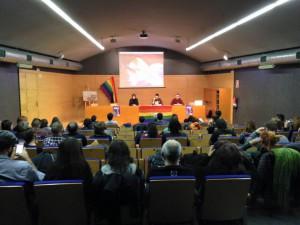 Èxit d'assistents a la presentació de l'associació