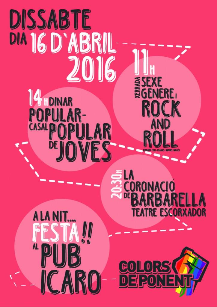 Jornada cultural i festiva entorn el gènere