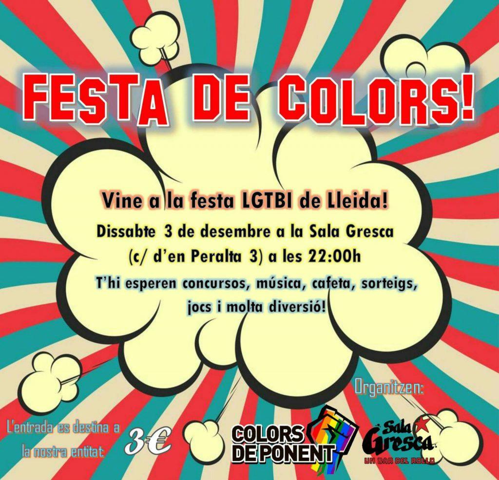 Festa de colors